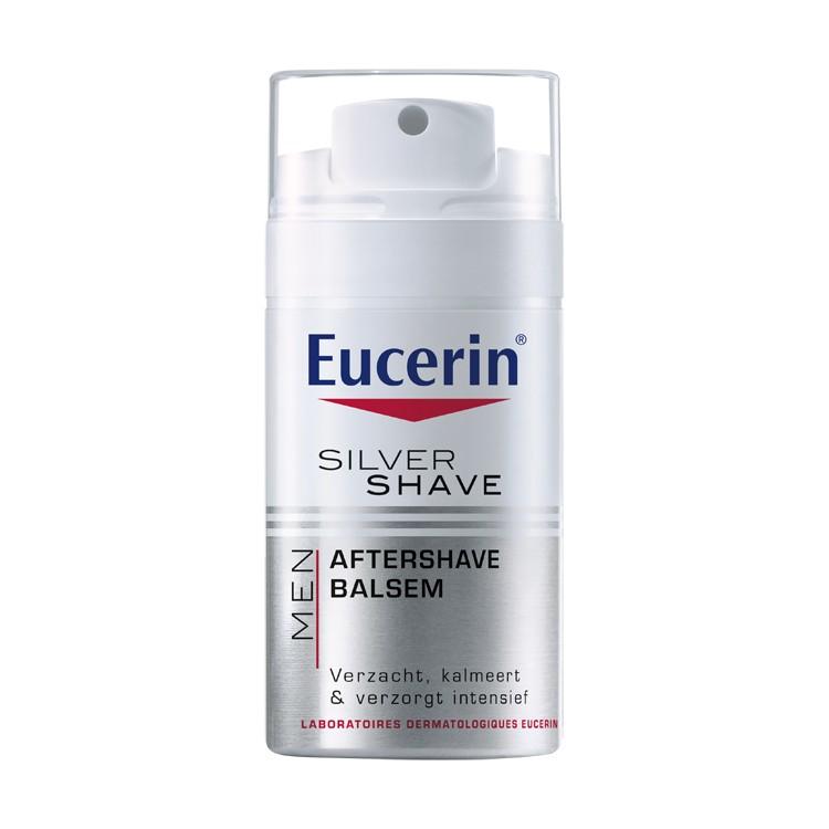 Eucerin MEN Silver Shave Aftershave Balsem - 75ml