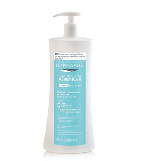 Byphasse vloeibare zeep + pomp ph-neutraal 1000ml