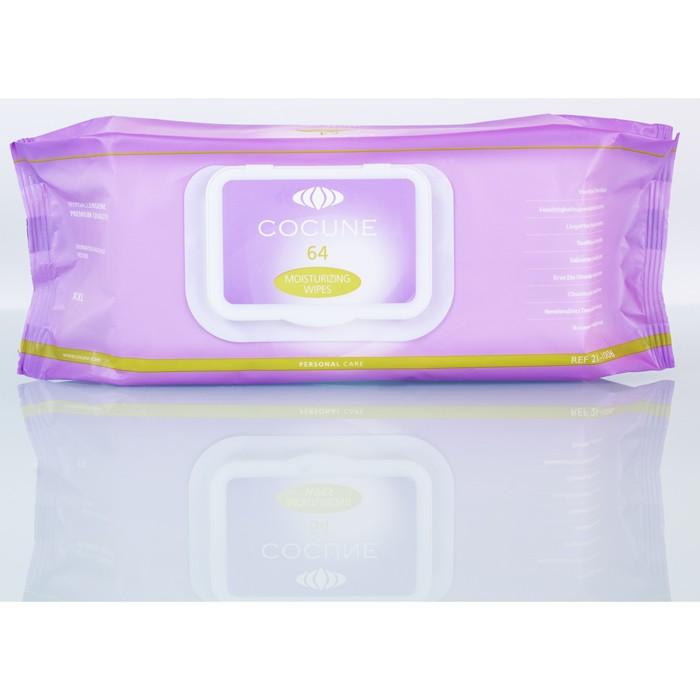 Cocune moisturizing wipes
