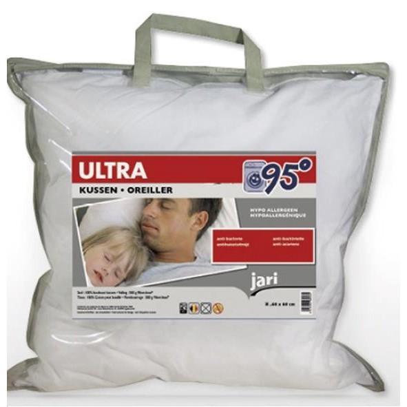 Hoofdkussen Ultra 95° - 60x60cm