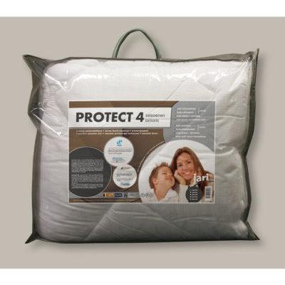 Donsdeken Aegis Protect - anti-allergisch - 2-delig - 4 seizoenen