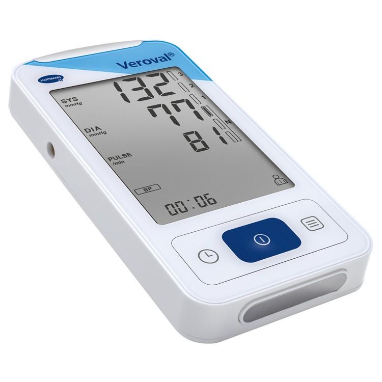 Veroval - 2 in 1 - ECG en bloeddrukmeter