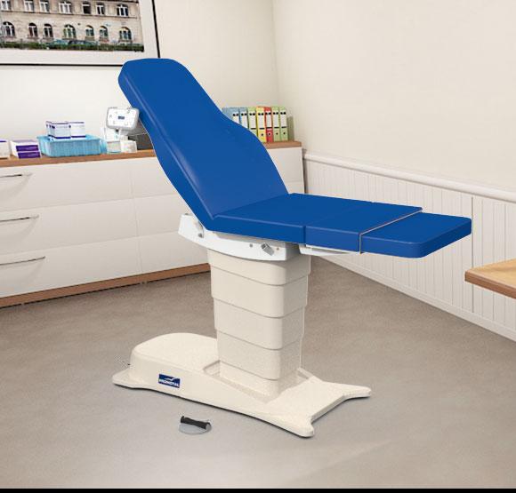 EMotio® PLUS onderzoekstafel - kleur 32 blauw