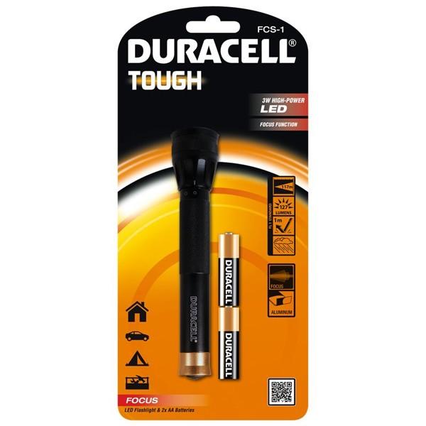Duracell Tough Focus FCS-1 zaklamp