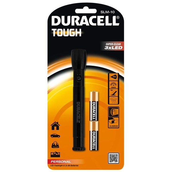 Duracell LED Zaklamp SLM-10
