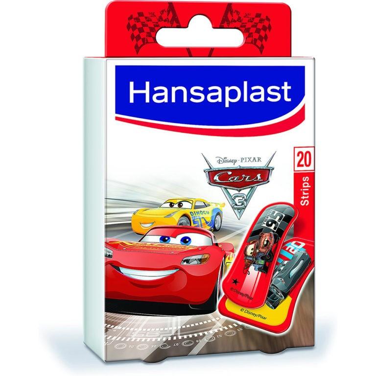 Hansaplast Disney Cars - 20 Pleisters