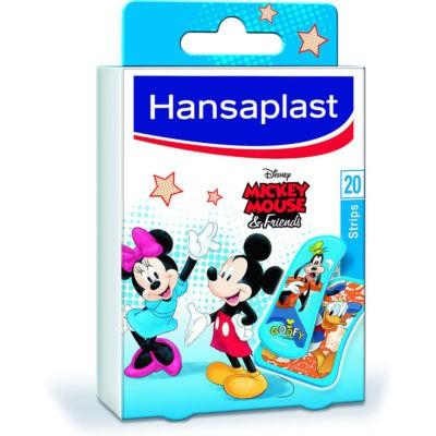 Hansaplast Disney Mickey Mouse - 20 pleisters