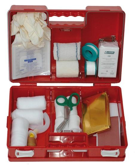 EHBO-koffer voor bedrijven