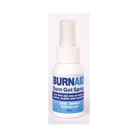 Brandwondengel in spray 50ml