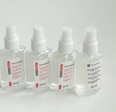 Hygiënische oplossing (chlorhexidine) spray 60ml