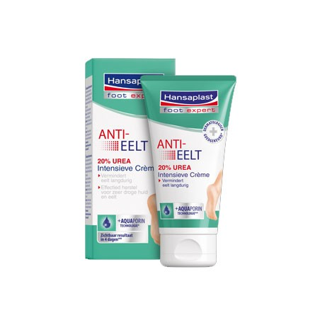 Foot-expert hansaplast anti-eelt 20% urea 75 ml