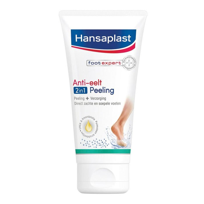 Hansaplast Foot Expert Anti-Eelt 2in1 Peeling