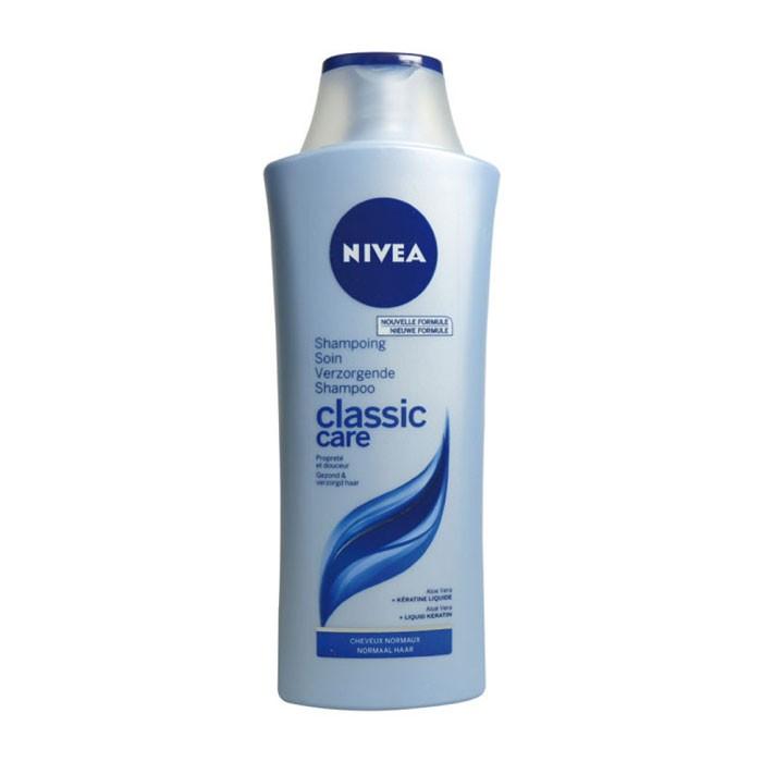 Nivea shampoo classic care normaal haar 400 ml