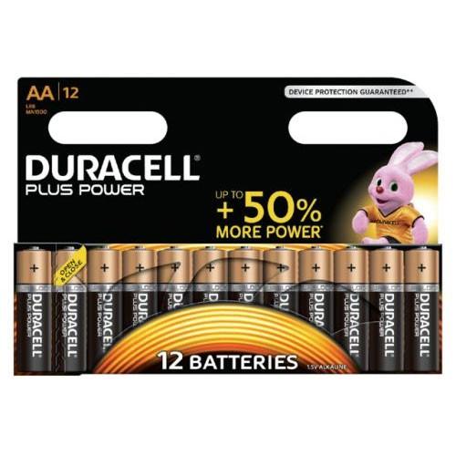 Duracell PLUS Promopack AA 12 stuks