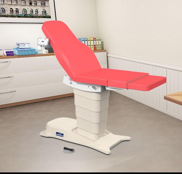 EMotio® PLUS onderzoekstafel - kleur 66 sweet