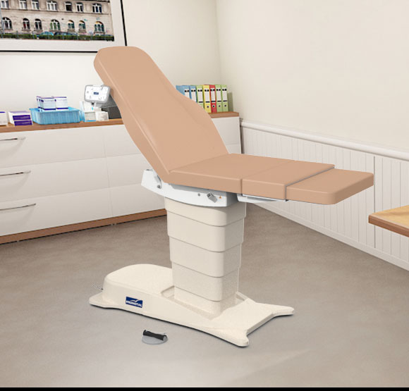 EMotio® PLUS onderzoekstafel - kleur 83 natural