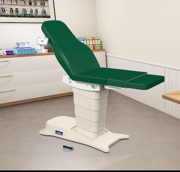 EMotio® PLUS onderzoekstafel - kleur 93 cottage