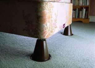 meubelverhogers conisch 14 cm voor bed of zetel