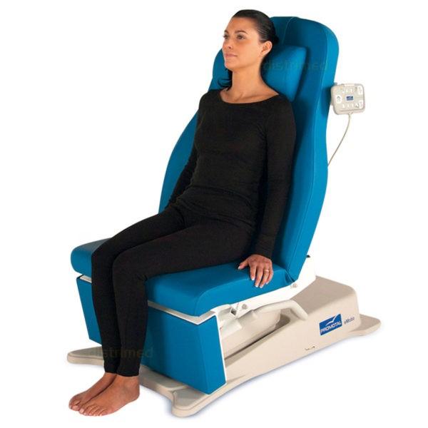 EMotio® PLUS onderzoekstafel - hoog/laag - met arm/beensteunen