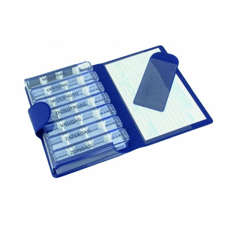 Medidos pillendispenser / pillendoos voor één week
