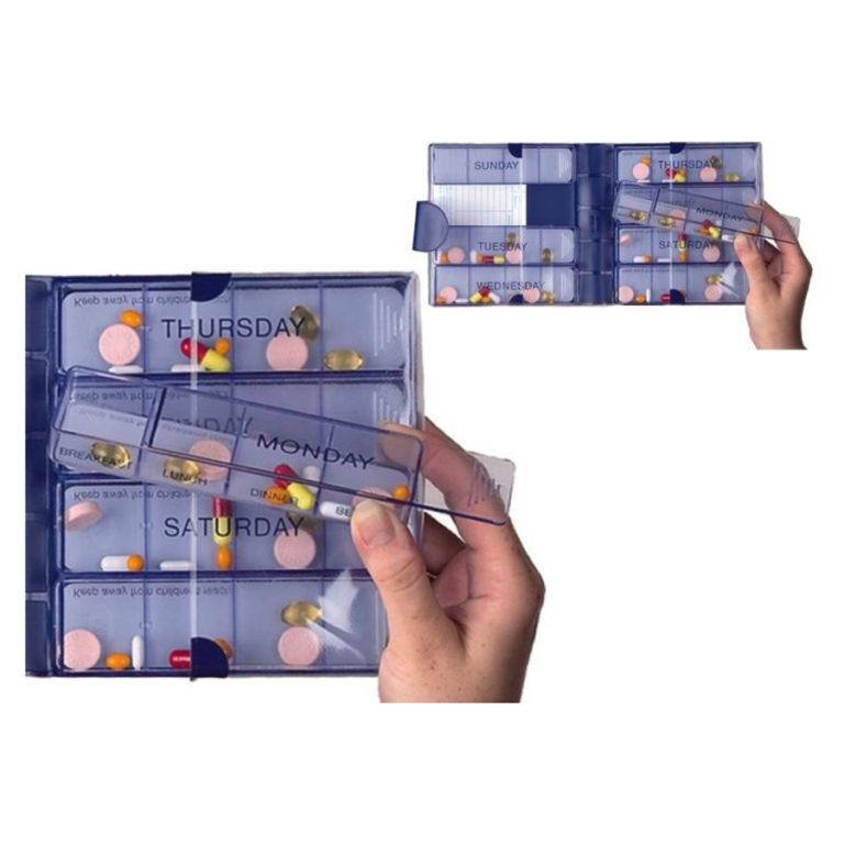 Medimax pillendispenser / pillendoos