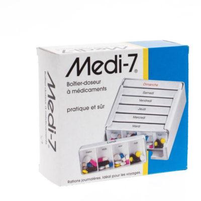 Medi-7 pildispenser