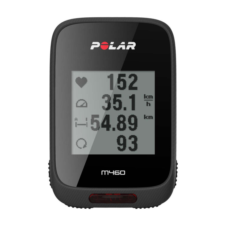 Polar M460HR - fietscomputer met H10 hartslagmeting