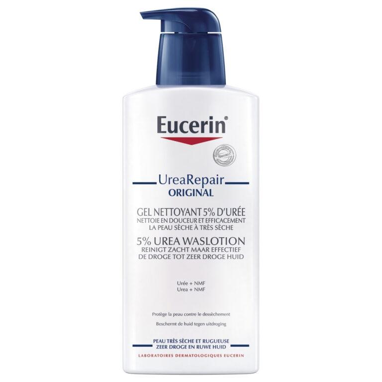 Eucerin waslotion met 5% urea
