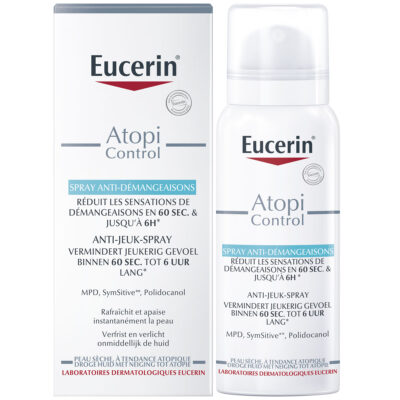 Eucerin AtopiControl Anti-Jeuk Spray 50ml