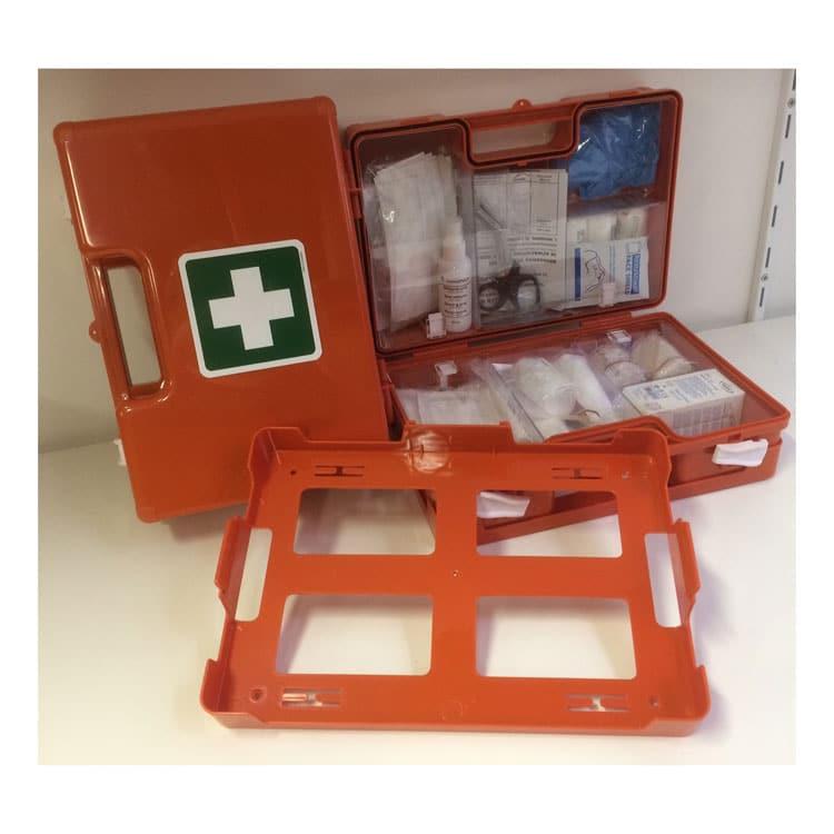EHBO-koffer voor KMO