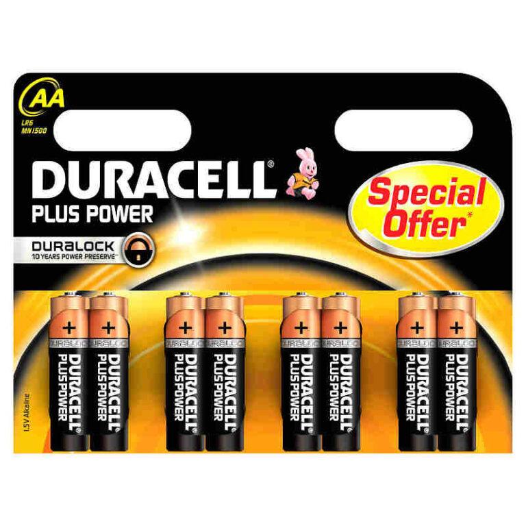 Duracell PLUS Promopack AA