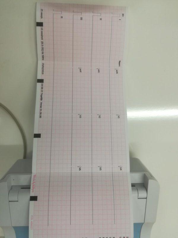 Câble ECG en bon état