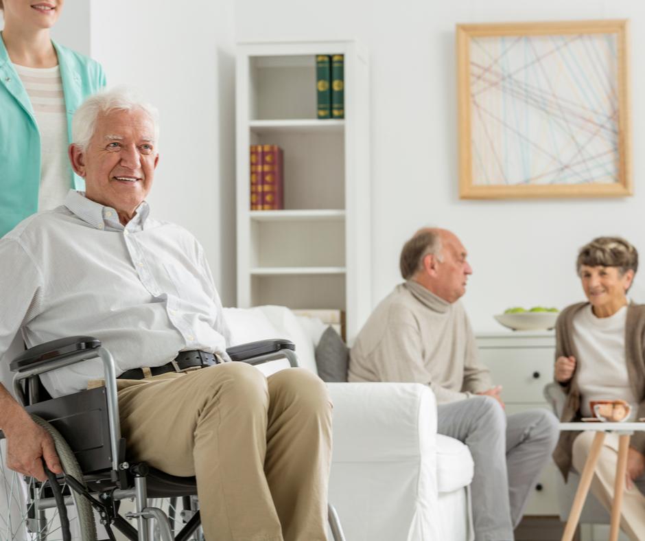 Medisch materiaal voor woonzorgcentra en rust- en verzorgingstehuizen